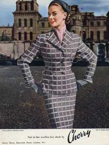 1953 Cherry Couture Vintage