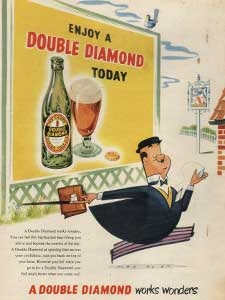 1954 Double Diamond
