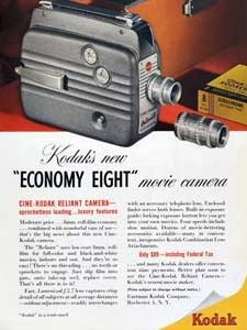 1949 Kodak Reliant Economy Eight