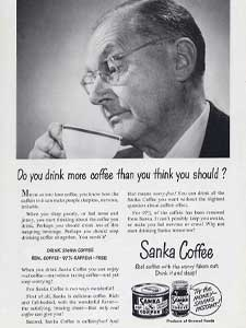 50 Sanka Coffee