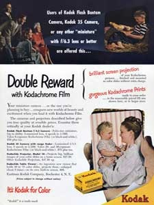 1949 Kodak Photography