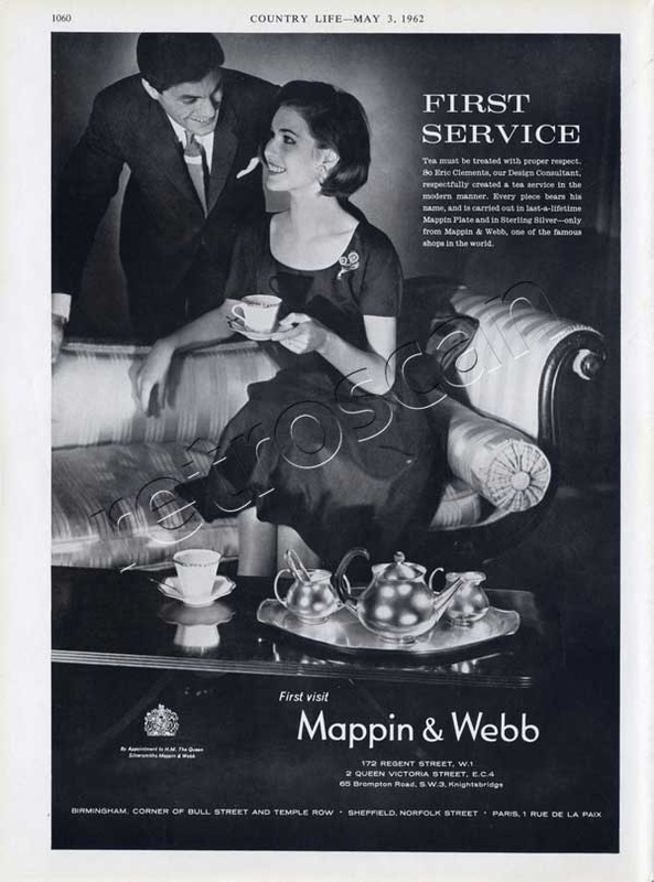 1962 Mappin  and Webb