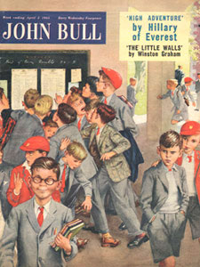 1955 John Bull School Exam Results