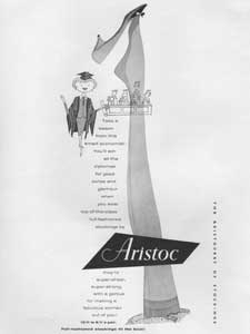 1958 Aristoc Stockings