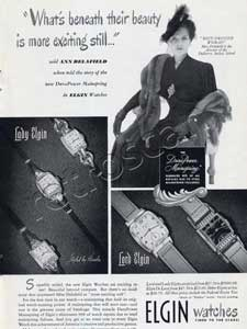 1948 Elgin Watches