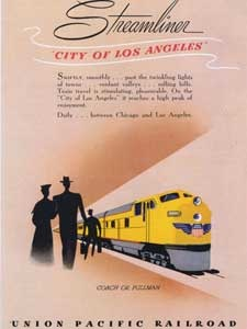 1949 Union Pacific Railroad