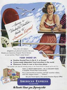 1952 American Express