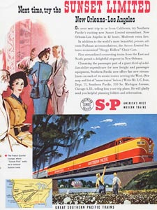 1951 Southern Pacific