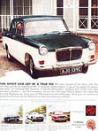 1966 MG Mk. IV Magnette Sports Saloon