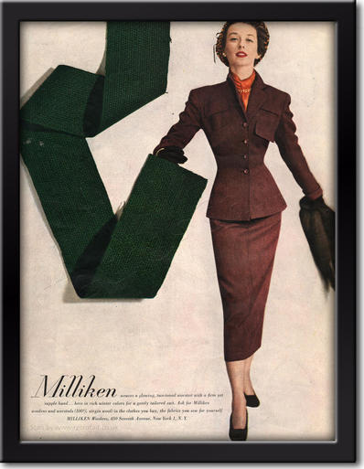 1949 Milliken framed preview