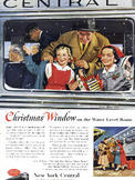 1953 ​New York Central - vintage ad