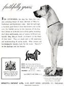 1953 Spratts dog food