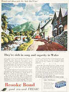 1955 Brooke Bond Tea