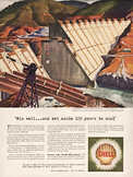 1942 ​Shell - vintage ad