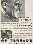1936 Whitbread Pale Ale - vintage ad