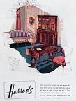1951 Harrods Furniture vintage ad