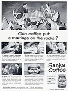 1951 Sanka Coffee