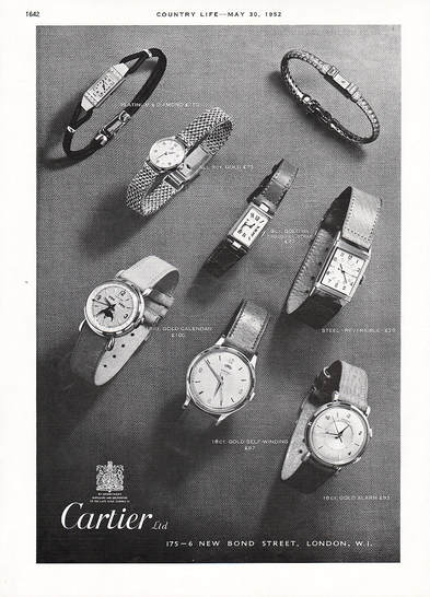 1952 Cartier unframed preview
