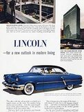 1952 Ford Lincoln