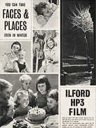 1953 Ilford Film