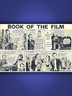 1955 Horlicks Book of the film