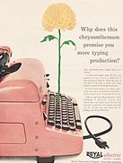 1955 Royal Electric Typewriters