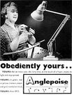 1958 Anglepoise Lamps - vintage ad