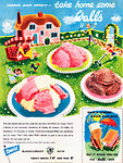 1955 Wall's Ice Cream