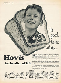 1955 Hovis vintage advert