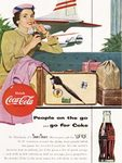 1954 Coca Cola - retro ad